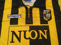 Global Classic Football Shirts | 2000 Vitesse Arnhem Vintage Old Soccer Jerseys